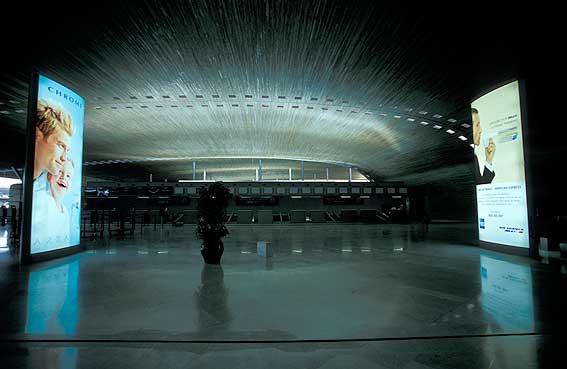 Airport Paris Charles De Gaulle Terminal 2e Pictures